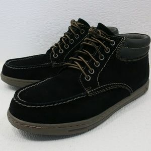 Aurora Eastland Suede Leather Casual Chukka Boots